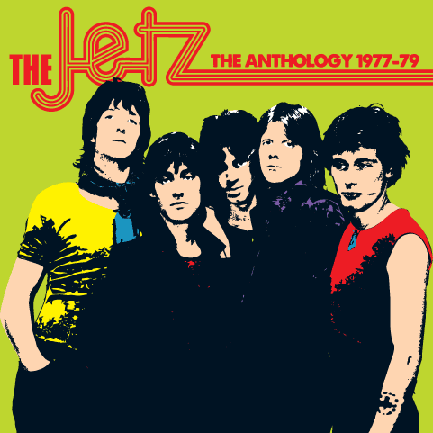 The Jetz Anthology CD
