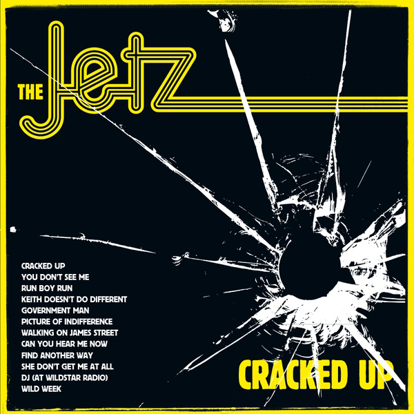 The Jetz - Cracked Up